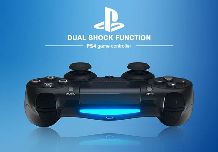 Wireless DualShock PS4 Gamepad
