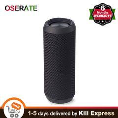 Wireless Bluetooth Speaker Woofer Portable Waterproof HiFi Stereo Subwoofer Loud Speaker Black Normal