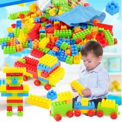 DIY Large Particle Assembly Building Block 1 normal