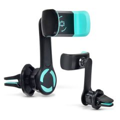 Best Car Phone Holder - Universal Gravity Linkage Car Phone Mount Auto Lock 360° Rotation black normal