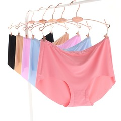 3 Pack Women's Cotton Underwear Beyond Soft Briefs Panties 3pcs colors random