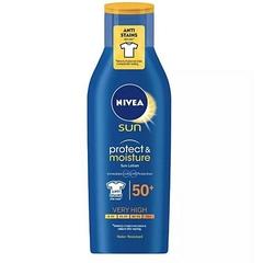 Nivea Sun Lotion (Sunscreen) SPF 50+ white