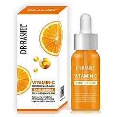 Dr. Rashel Vitamin C Brightening And Anti Aging Face Serum Orange