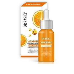 Dr. Rashel Vitamin C Brightening & Anti-Aging Eye Serum orange