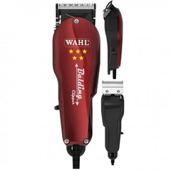 Professional Balding 5 Star Series Hair Shaver Clipper Maroon one size
