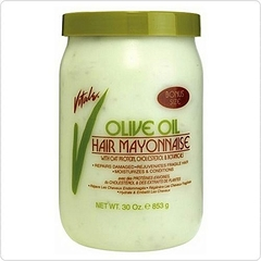 Vitale Olive Oil Hair Mayonnaise white 30 Oz