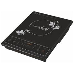 SMART+ COOKER Single Plate induction Cooker Black