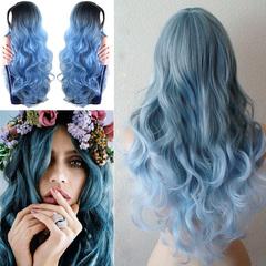 Hair set 7 sets of wig hairpins female chemical fiber high-temperature filaments long roll hairpin SA88 - 30T25 normal