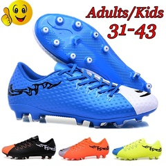 Men Boys Soccer Shoes Football Boots Waterproof Soccer Cleats Boot Shoes Sports Shoes