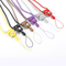 Portable Mobile Phone Straps Rope for Huawei OPPO Tecno iphone Lanyard Neck Strap Phone Decoration random one