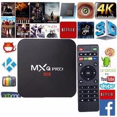 MXQ PRO 4K TV Box Amlogic Android 7.1 Smart TVBOX Media Player