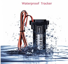 Gps Tracker With Real Tracking And Easy installation Black Small