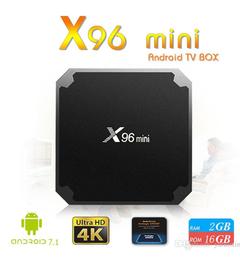 X96 mini Android TV Box Quad Core 2GB RAM 16GB ROM