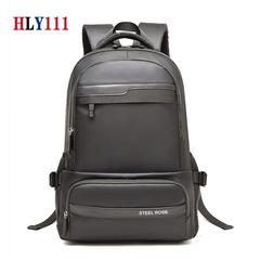 fashion multifunction big capacity backpacks waterproof travel leisure computer bag laptop backpack black gray one size