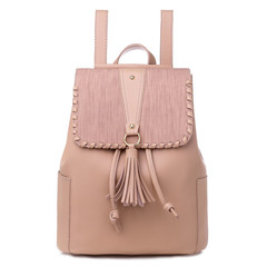 Women's Fashion Backpack European and American style popular New backpack for women pink one size