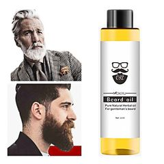 30ml Beard Oil Mokeru 100% Organic Beard Oil Hair loss Spray Beard Growth Oil For Growth Men Beard beard oil 30ml
