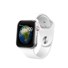 Bluetooth Smart Watch for Apple Watch series 4 Wristwatch HD Screen Wearable Devices Smartwatch white one size