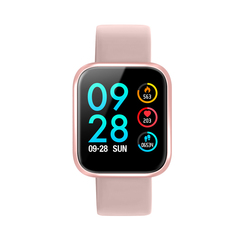 Cheaper Bluetooth Smart Watch for Apple Watch series 4/ 5 sport watch HD Screen Wearable Devices black 2 bands(metal&rubber)