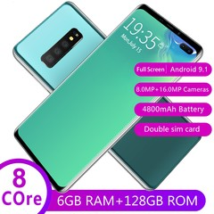 Face ID unlock 6GB+128GB (Dual SIM) Full Screen 6.1