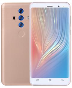 Fingerprint unlock Smart Phones Mate20 4GB+32GB 5.0Inch 3G  Android Mobile phones Huawai Oppo xiaomi black