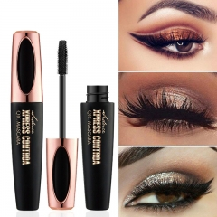 Waterproof mascara will last for a long time black