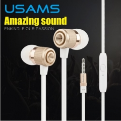 3.5mm sport Headset music earphones in ear seal for Infinix /Cubot Gold