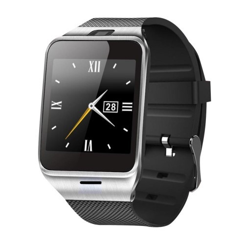 Smart Watches DZ09 SIM/TF bluetooth Sport Pedometer WristWatch for Android Infinix /Cubot black one size
