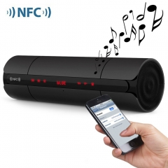 HIFI Bluetooth Speaker Wireless Stereo Loudspeakers Super Bass Sound Box black one size