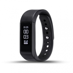 Smart Bracelet Fitness Tracker Bluetooth SmartBand Wristband Wrist Band Wearable Devices black one size