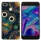 TECNO Y2 WX3 WX4 Phantom8 K7 Phone Case Soft TPU Silicone Clear Fashion Back Cover For K9 L8 L9 picture color l8