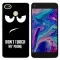 TECNO Y2 WX3 WX4 Phantom8 K7 Phone Case Soft TPU Back Cover Silicone Clear Cartoon Fashion picture color k9