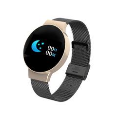 R11 Smart Watches Bluetooth Professional IP65 Waterproof Sport Smart Watch black meteal