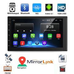 sunRiseAtSea Android 8.1 Car Navigation Stereo Bluetooth - 7