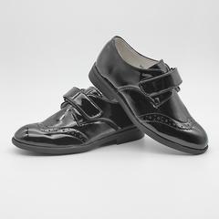 Classic Dress Shoe For Little Boy And Big Boy black 30