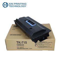 Compatible Copier Toner Cartridge TK 715 for KM 3050 4050 5050 black