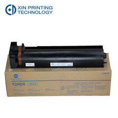 China Compatible Copier Toner Cartridge TN712 with Factory Price black