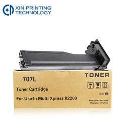 Compatible Black Copier Toner Cartridge 707L for use in K2200 black