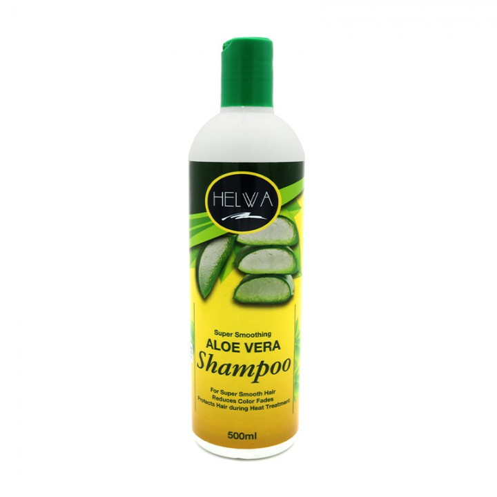 Helwa Aloe Vera Shampoo 500ml