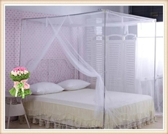 Mosquito Net Encryption Bed Net Mosquito Curtain for Africa Malaria Control white 6*6 white 6*6