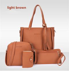 2009 Fashion Trend Women's Bag Handbag 4-piece Set