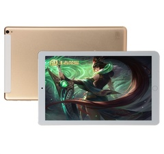 A28 Tablet 2019 10.1 Inch Octa Core 6G+64G+128GBMemory card WiFi  Dual SIM Dual Android 8.0 gold