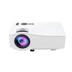 Unic T38 Wireless Projector simultaneous mobile screen(wifi version)White
