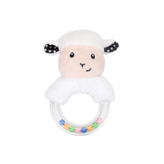 Baby Rattle Toys Rabbit Plush Baby Cartoon Bed Toys for baby 0-12 months Educational baby Hand Bells Sheep