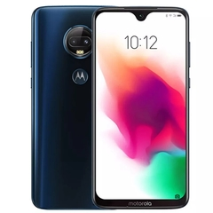 smart phone Global ROM Motorola Moto G7 Plus 4GB RAM+128GB ROM Dual SIM blue