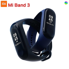 Xiaomi Band 3 SmartWatch Wristband Bracelet Waterproof-Black black 17.9*46.9*12mm