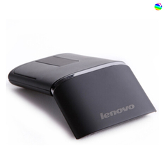 Lenovo N700 win8 ultra-thin wireless mouse dual mode touch with laser pen function bluetooth mouse black .