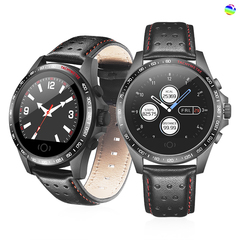 Dihu band watch CK23 Suitable for huawei, xiaomi and other mobile phones black .