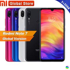 Xiaomi redmi Note 7 3GB 32GB smartphone snapdragon 660 Octa core 4000mAh 6.3