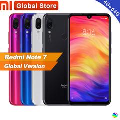Xiaomi redmi Note 7 4GB 64GB smartphone snapdragon 660 Octa core 4000mAh 6.3