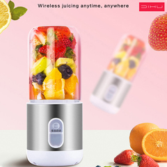 DIHU A2 Dr. Elephant Juice Press Fruit Juicer white